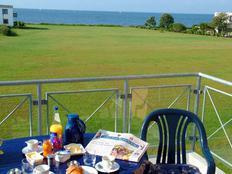 Frühstück mit Blick auf die Ostsee in Staberdorf in Staberdorf