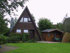Komfort-Ferienhaus in Damp