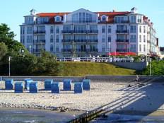 Apartmenthaus Atlantik in Kühlungsborn