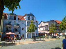 Villa Strandburg/App. Strandmuschel **** in Kühlungsborn