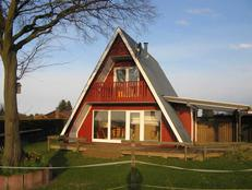 Ostsee-Ferienhaus Casa Romantica mit Meerblick in Hohenfelde