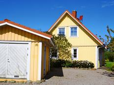 Ostsee-Ferienhaus Smaland in Kalifornien