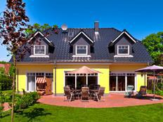 Landhausvilla Herrgarden ***** in Prerow