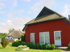 Landurlaub auf Rügen - Haus Abendsonne in Mursewiek/Ummanz