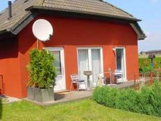 Landurlaub auf Rügen • Haus Morgensonne in Mursewiek/Ummanz