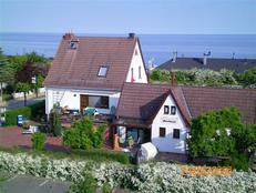 Ferienhaus Seehase, mit Meerblick in Nienhagen