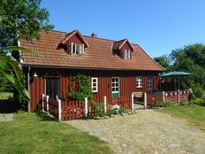 Das Schwedenhaus in Rieseby
