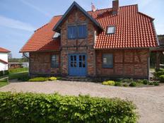 Fachwerkhaus Uns Landhus in Wittenbeck