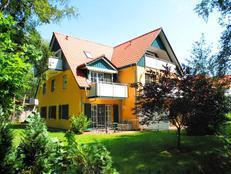 Haus auf dem Reff in Prerow