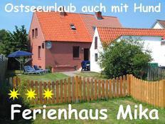 Ferienhaus Mika in Dahme an der Ostsee in Dahme