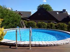 Ostsee-Ferienhaus Landperle in Schwartbuck