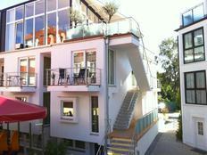 Exklusive **** Ferienwohnung der Villa Patricia, für 2 - 3 Personen in Kühlungsborn