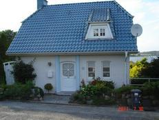 Blaues Haus in Kosel