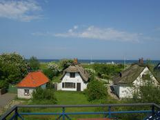 Ostsee-Ferienwohnung Meeresblick in Schönberger Strand
