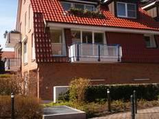 Wohnanlage am Rosarium, ruhig und zentral, am beginnenden Altstadtgebiet in Heiligenhafen