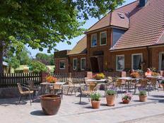 4 Sterne Ferienwohnung Adlerhorst in Bliesdorf
