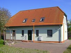 Landhaus am Teich - Saaler Bodden - FeWo orange in Saal