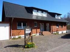 Haus Ostseeblick im Ortsteil Ortmühle  Studio 3 im 1. Obergeschoss Wohn-Schlafzimmer mit Doppelbett, in Heiligenhafen