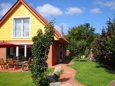 Traumhaftes Ostseeferienhaus Hohwacht mit Sauna, Whirlpool, Kamin und Südterrasse in Hohwacht