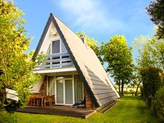 Finnhütte Achtern in Ahrenshoop