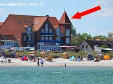 www.schoenbergerstrand.com - Ferienwohnung Meeresrauschen in Schönberger Strand