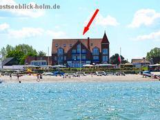 www.schoenbergerstrand.com - Ferienwohnung Wellenklang in Schönberger Strand