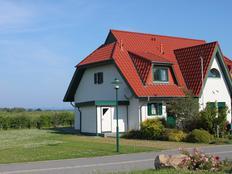 Modernes Reihenendhaus mit Ostseeblick in Barendorf (Harkensee)