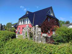 Haus Möwe Wohnung oben in Wieck