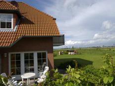 Ferienwohnung am Golfplatz für Hund Besitzer in Wulfen