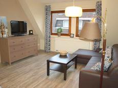 3 Zi. Komfort Wohnung mit Garten 121 in Burg