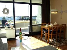 Komfort Whg. am Südstrand mit Balkon 003 in Burgtiefe / Südstrand
