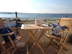 Ferienwohnung Meeresblick 028 in Burgtiefe / Südstrand