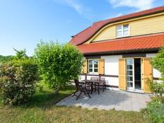 D13 - nur wenige Meter zum Strand, 2 Schlafzimmer, EG, Terrasse, WLAN in Bakenberg