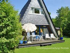 Zeltdachhaus im Ferienpark Ostseebad Damp in Damp