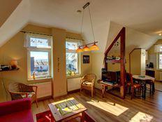 Villa Sonnenschein - Ferienwohnung Ostseeblick in Sassnitz