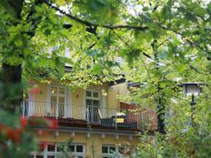 Kurpark-Oase in Warnemünde