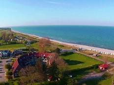D3 /  MAISONETTE-Wohnung, Appartementanlage GODEWIND, Schwimmbad, Strandkorb, Sauna & Meer in Kronsgaard