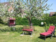Excl. 6 Zi. K Ferienhaus mit Garten 122 in Burg