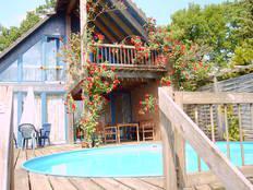 Top-Nichtraucher-Haus mit eigenem Pool, Nähe Scharbeutz / Ostsee, 3 Schlafzimmer, 2 DU/WC in Garbek