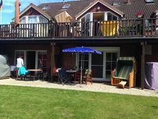Ferienwohnung, WLAN gratis, 600 m zu Strand, Schönhagen Brodersby mit Strandkorb in Schönhagen