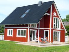 Ferienhaus Solviken an der Ostsee in Sechendorf