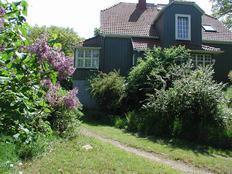 Historisches Künstlerhaus in Ahrenshoop