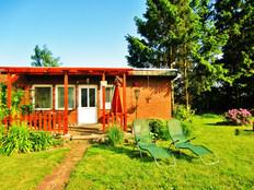 Bungalow Nr. 1 - Naturstrand/Ostsee  500m in Tremt