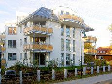Haus Meeresrauschen FeWo 2 in Balm