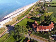 C4 / Maisonette-Wohnung, Appartementanlage GODEWIND, Schwimmbad, Strandkorb, Sauna & Meer in Kronsgaard