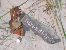 'Strandidylle', 4 Sterne, strandnah, ruhig u. zentral in Boltenhagen