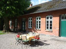 Ferienhaus Kutscherhaus Gut Ohrfeld in Gelting