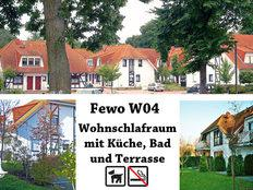 Ferienpark Gustow Typ 1 Nr. W04 in Gustow