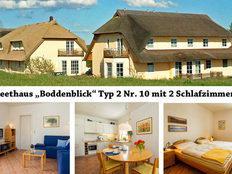 Reethaus Boddenblick Typ 2 Nr. 10 in Alt Reddevitz