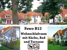 Ferien zu freundlichen Preisen - Ferienpark Gustow Typ 2 Nr. B12 in Gustow